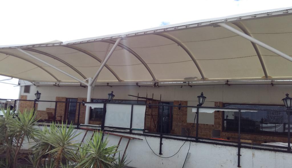Barbeque Nation Rooftop - SCHAFBOCK DESIGN + WORKSHOP